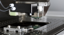 The award-winning Integrated Vision Unit (IVU) from GF Machining Solutions is a non-contact, vision-based measurement system that improves productivity, accuracy and cost efficiency in micron-scale wire EDM operations.