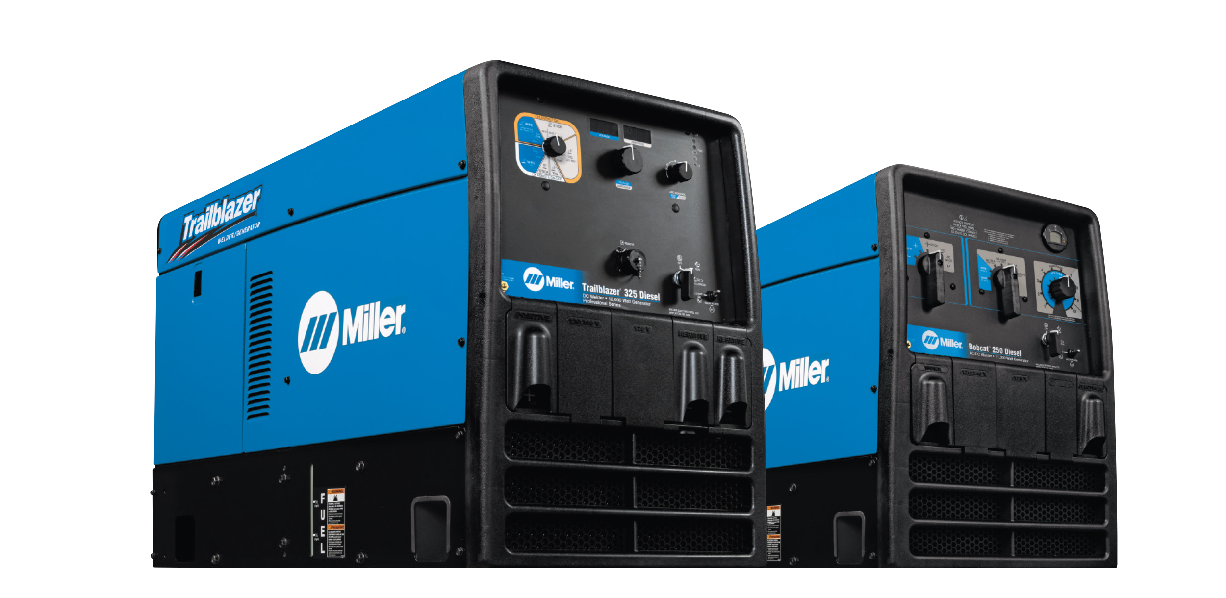 Quieter Diesel Welder Generators Extend Run Time Reduce Fuel Use