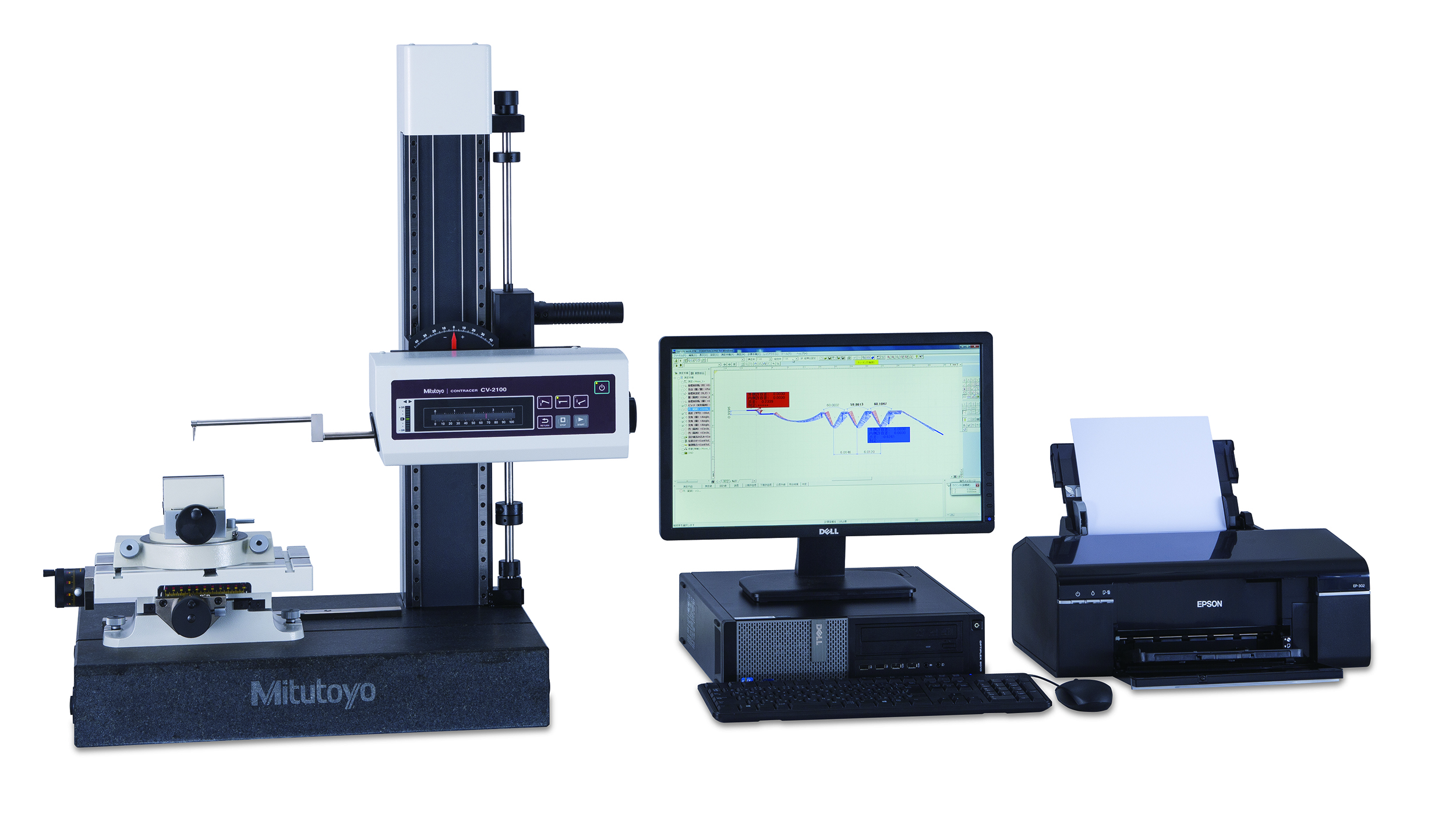 Mitutoyo Measuring Equipment : Advances in d metrology and automation
