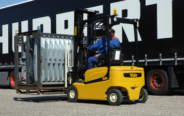 Using modern AC motor technology, electric lift trucks can perform as well as ICE units in acceleration, run speed, lifting ability/capacity, ramp incline speed and climbing capabilities under most operating circumstances.