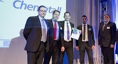 Airbus Awards Chemetall