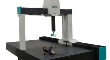 """A newly """"Repurposed"""" Wenzel CMM withTouchDMIS™ and Perceptron ScanR™ laserscanner added.he ScanR CMM laser scanners are mounted directly to a Renishaw probe head and provide for multi-sensor hybrid CMM capability allowing both repetitive automatic part inspection and reverse engineering."""
