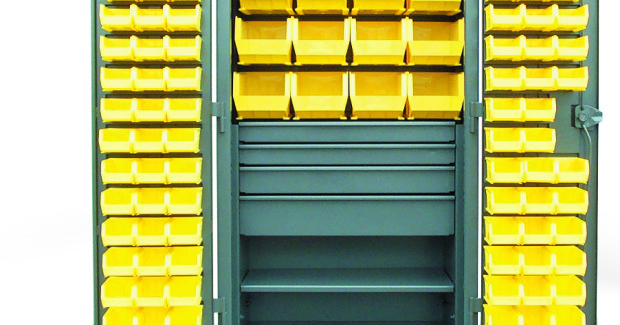 Storage and Workspace Solutions for 5S Operations