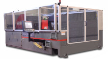 Booth N-9000: The large-scale Big Area Additive Manufacturing (BAAM) machine from Cincinnati Incorporated has a 6 ft x 12 ft x 3 ft work envelope and uses the chassis, drives and control of CI's laser cutting system as the base to extrude hot thermoplastic to build parts layer-by-layer for automotive, aerospace, marine, furniture and other applications.