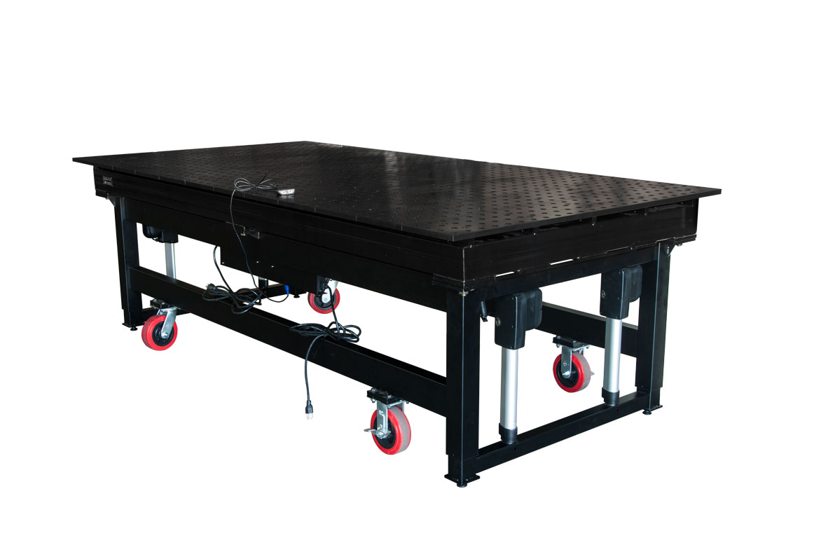 Adjustable height hand crank workbench bases of dating 9