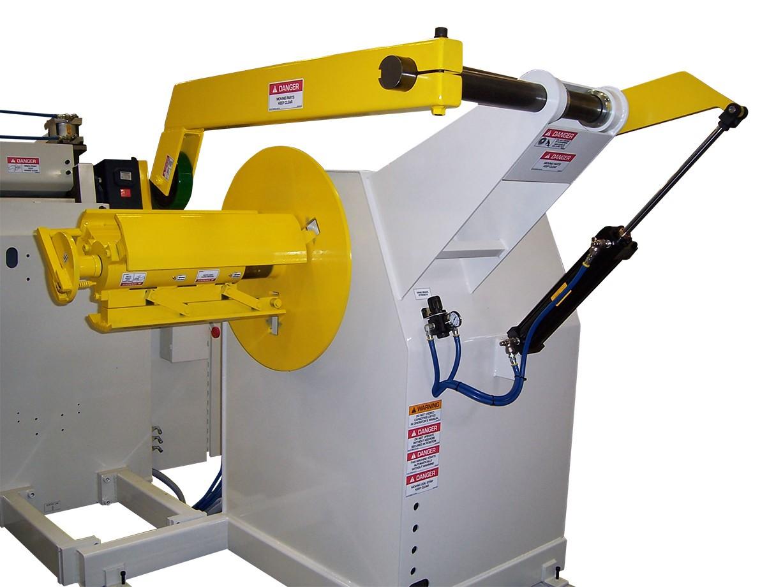 Metal Flow Installs New Coil Handling Equipment