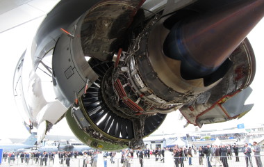 Titanium aluminides possess many characteristics that make them very attractive for high-temperature structural applications in aerospace industries. For example, their high specific strength, high-temperature stability and oxidation resistance relative to conventional titanium and nickel alloys, make them beneficial for use in low-pressure turbine blades for aerospace engines.