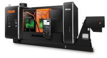 As a turnkey system, the Integrex i-400AM hybrid multi-tasking machine from Mazak offers manufacturers a new innovative alternative to conventional processing in terms of part design and machining. It is ideal for small lot production of very difficult-to-cut materials used in aerospace applications. Its additive capability can easily generate/clad near-net-shape component features, then quickly complete them with high-precision finish machining operations, as well as laser mark parts if needed.