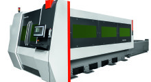The new compact BySmart Fiber 3015 2 kW or 3 kW laser cutting machine from Bystronic is ideal for first-time users looking to process a wide range of materials and thicknesses, ranging from steel and stainless steel to aluminum to copper and brass, at an affordable price. It can cut extremely fine contours with outstanding quality.