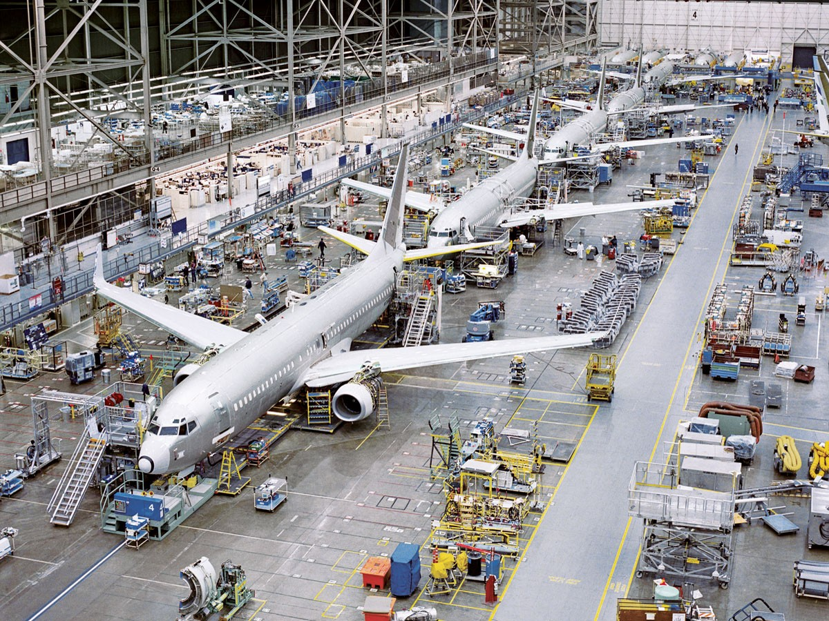 Aircraft Equipment Maker Business Plan