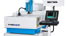 The Versamax FHD56C Manual Fast Hole Drilling Machine from SST can be used in applications ranging from simple WEDM start holes up to complex patterns containing multiple hole sizes. It supports fully submerged machining for trouble-free EDM drilling that improves hole quality, adds process stability and facilitates break-through performance.