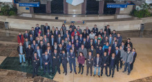 Lantek's 2016 international meeting was attended by more than 90 people, including technicians and salespeople from their offices in over 15 countries worldwide.