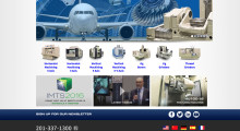 On Mitsui Seiki USA's new website, visitors can learn more about machining in certain industries and with materials used in aerospace, energy, and hard metal applications.