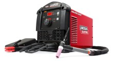 The new Square Wave TIG 200 welding machine from Lincoln Electric offers a multi-process TIG and stick welding experience for craftsmen, small shop fabricators, makers, motorsports enthusiasts and hobbyists. Users can perform AC TIG welding on aluminum and DC TIG welding on steel, stainless and chrome-moly when precision and bead appearance are important. They can also switch to stick welding when working with thicker materials or welding outdoors.