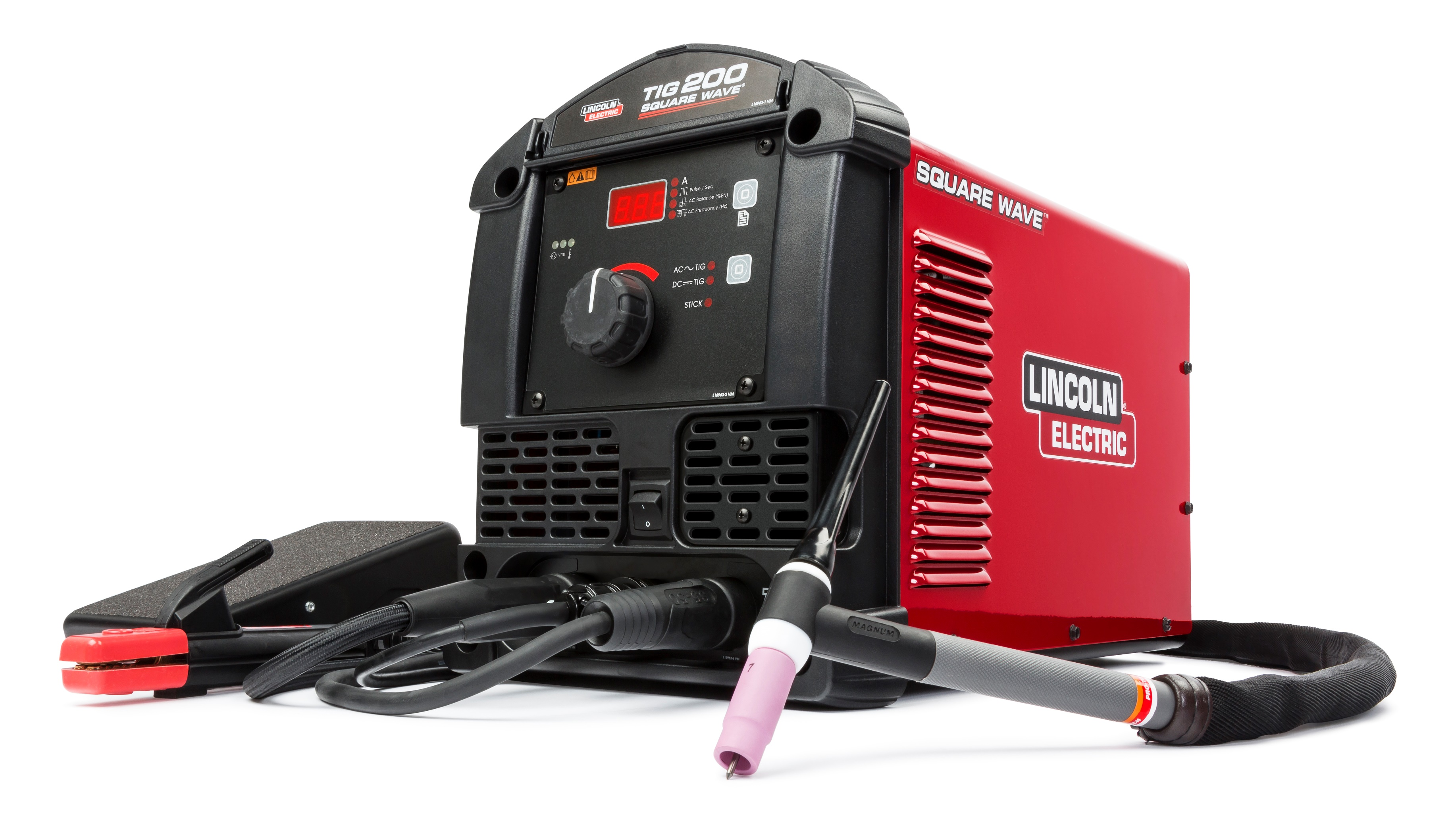 multi process welding for small shops and contractors the new square wave tig 200 welding machine from lincoln electric offers a multi process tig and stick welding experience for craftsmen