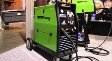 The refreshed and expanded green welding line from Forney is designed with the welding and do-it-yourself (DIY) enthusiast and first-time user in mind.