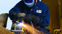 Hypertherm's grant program will award a Powermax45 plasma cutting and gouging system along with their full practice curriculum kit to ten schools in the U.S., Canada, and Mexico. (view one)