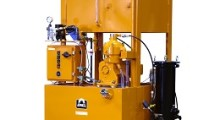 Eriez HydroFlow Coolant Recycling System.