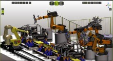 Modular FASTSUITE Edition 2 software from CENIT operates alongside any existing CAD/CAM landscape to combine machine-based simulation, offline programming for robotics, virtual work cell layout, and component handling in one platform.