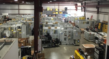 The additional production facility at Matrix Design will enable them to concurrently build and power more standard and custom robotic material handling systems, machine tending systems, part/tray exchange, inspection, palletizing, and robotic deburring systems.
