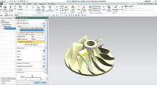 Production Module 7.1.1 from Third Wave Systems improves cycle times by more than 20 percent for turning and more than 25 percent for milling, performs cutting-edge analysis that improves tool life and part quality, and includes Siemens NX and Mastercam X9 interfaces for importing, optimizing and uploading part programs.