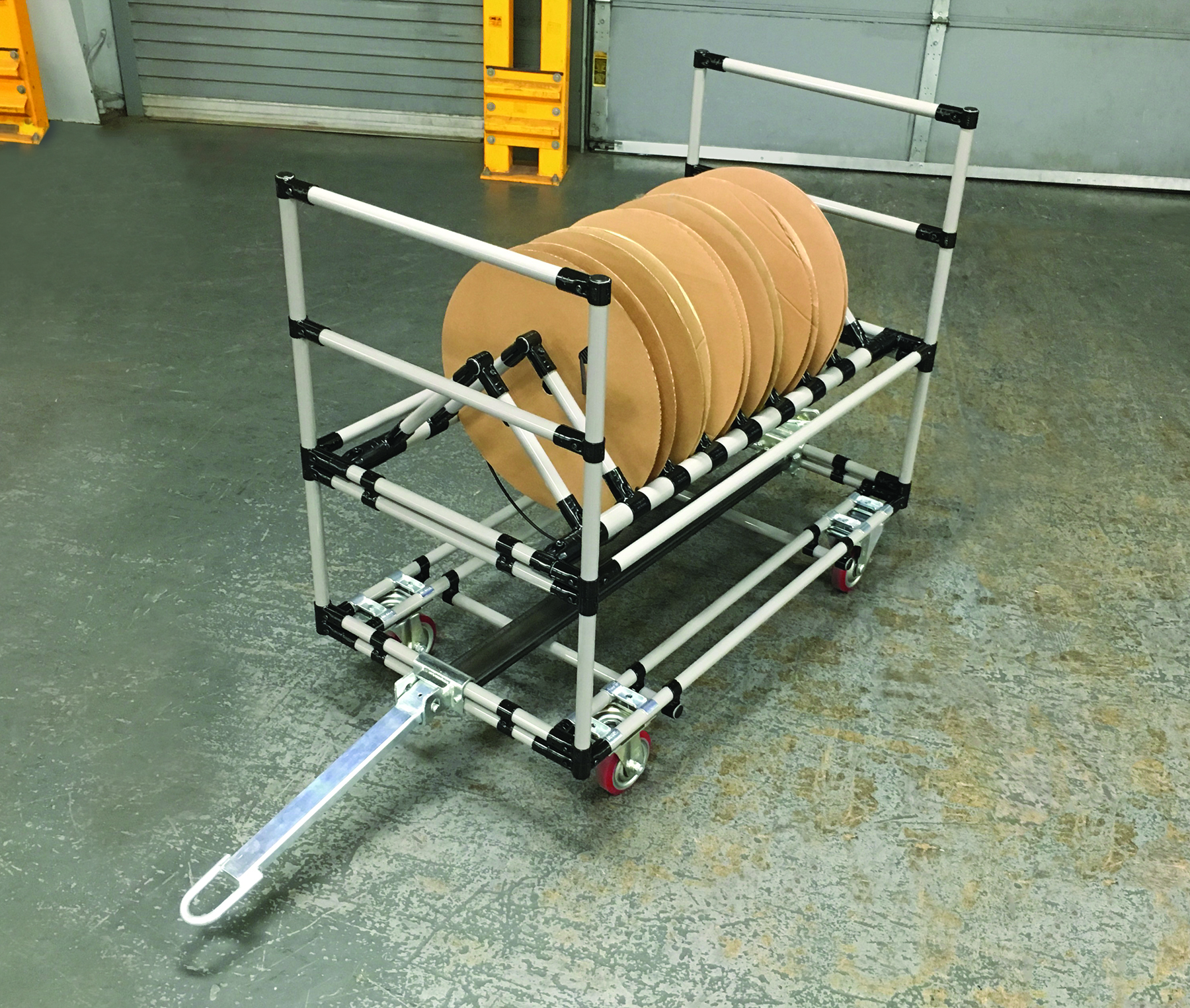 The Real Reel Handling Cart