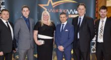HFT has been awarded  'Best New Welding Product Supplier' presented to them by AWD at a gala dinner, held at the Hilton Metropole Birmingham UK.