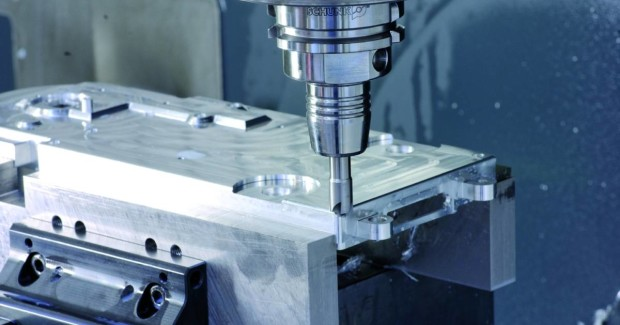 With excellent vibration dampening and precise run out accuracy, the TENDO Platinum toolholder from SCHUNK works in configuration with the machine spindle and the cutting tool to reduce wear and damage and provide concentric clamping and ultimate tool performance in almost any milling, drilling, and reaming application.