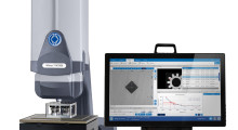 The VH3300 from Buehler is equipped with patent-pending collision protection technology, a high-speed sample stage, DiaMet universal testing software and a 6-position test head with up to three indenters and three zoom objectives that can perform 150 make and measure indents an hour using the fully automated test program.