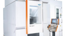The Mikron MILL P 800 U ST (Simultaneous Turning) from GF Machining Solutions combines milling and turning in a single machine, which is ideal for automotive, aerospace, energy and general machining applications.