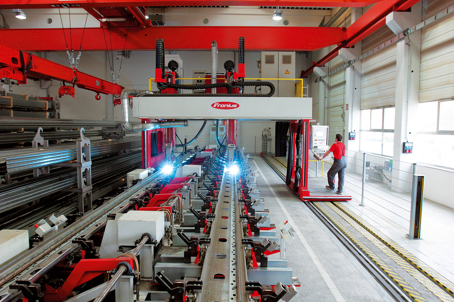 Automating Welding Operations