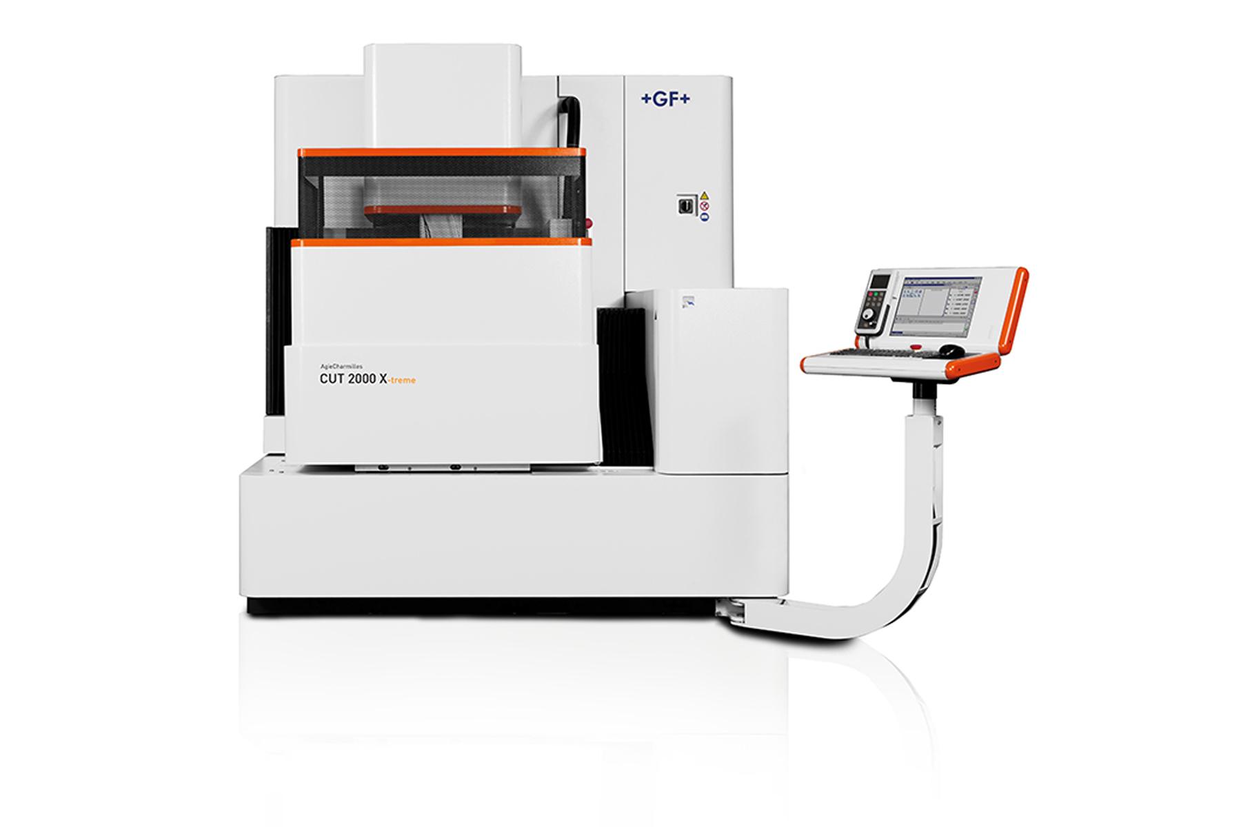 A Wide Range of Advanced Machining Technologies