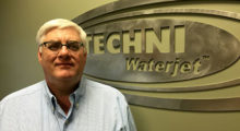 Kevin McManus is the new global director of business development of TECHNI Waterjet, responsible for helping companies around the world significantly improve their operating performance through the utilization of TECHNI's industry-leading products and technology.