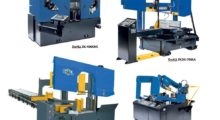 Booth N-7074: New high performance band saws from DoALL provide versatile, efficient, economical and accurate sawing solutions for steel service centers, tool making, high-end metalworking, machine shops and fabrication shops.