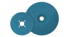 The Topcut sanding disc features a formulation of blue Zirconium grain blend that contains a higher concentration of Zirconium, making it the highest performing Zirconium grade disc on the market. The new grain blend is ideal for finishing applications on steel and stainless steel and offers maximized stock removal on any given surface. The disc also guarantees cooler sanding so that the metal will not overheat. The cooler sanding helps to preserve metals, especially the heat-sensitive material, and will result in a beautiful, finished product.
