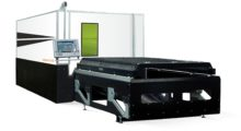 The Eagle eSmart laser cutting system comes in two variants: a Model 1225 with an area of machining axis 2,560 mm, 1,290 Y-axis and Z-axis 100 mm; and a Model 1530 with a machining area X-axis of 3,060 mm, Y-axis of 1,540 mm and Z-axis of 100 mm. These cutting systems achieve cutting speeds of 120 m/min and 2G acceleration. eSmart models are available with a laser fiber with a power of 1 kW to 4 kW. Tracking the laser beam is carried out using fault-free fiber. The new cutter is equipped with a body made of composite material, linear motors on all axes and pallet changer.