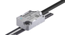 The ATOM non-contact optical linear and rotary incremental encoder system from Renishaw combines miniaturization with leading-edge dirt immunity, signal stability and reliability. Its filtering optics use Auto Gain Control and Auto Offset Control for exceptional signal stability and dirt immunity that is ideal for medical applications, inspection and metrology. (view one)