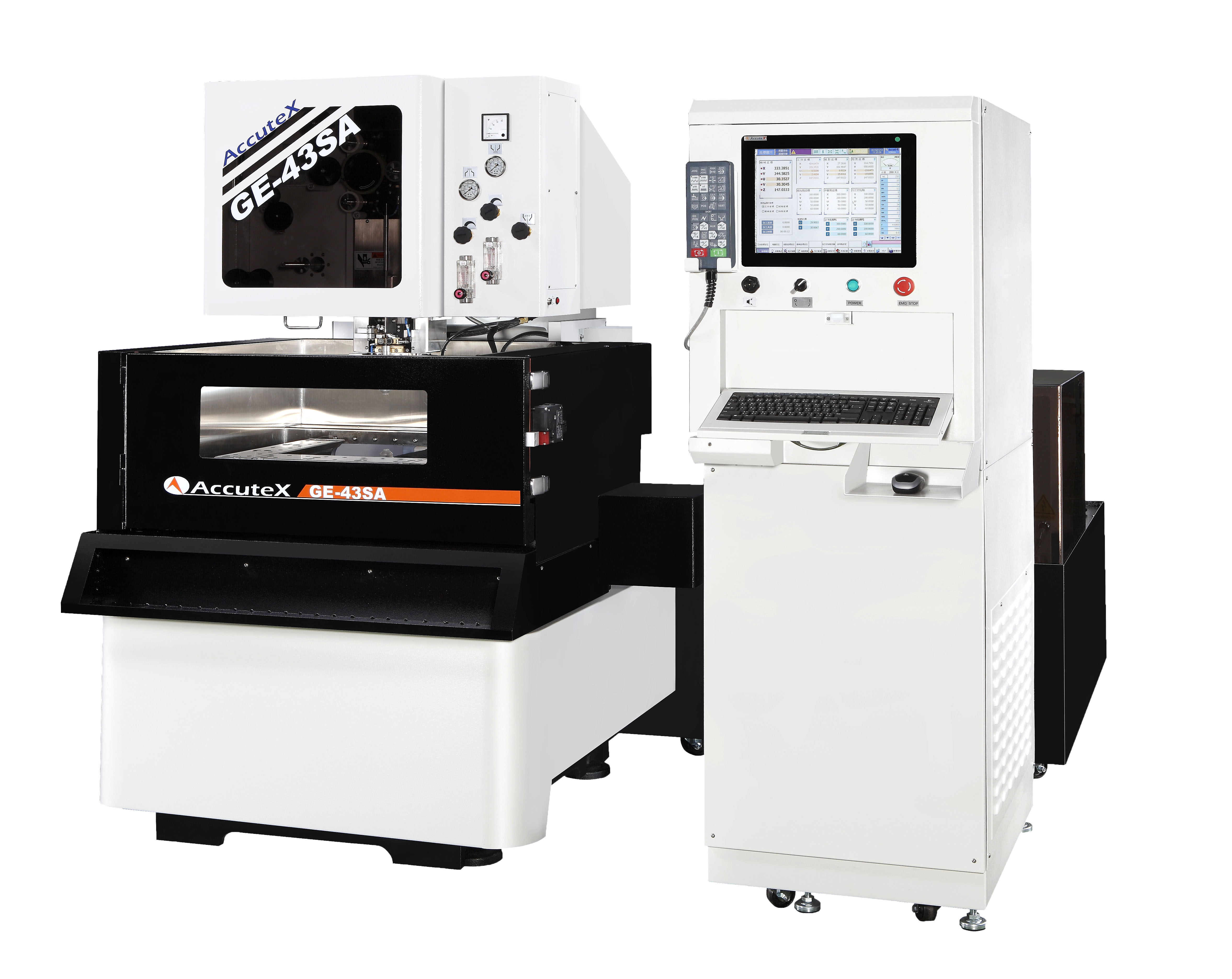 Affordably-Priced Wire EDM Machines