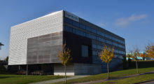 Lantek headquarters in Miñano, Spain. Last year, gross sales revenue was more than 18 million euros, an increase of 16 percent over the previous year, with more than 88 percent of business generated from outside Spain. The most shops using Lantek metal fabrication software are located in China, Spain, Italy, France, Brazil, and Germany.