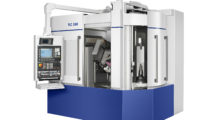 Booth N-7040: The RZ260 continuous generating gear grinding machine from Reishauer can be fitted with one or two work spindles to grind gears with an outside diameter up to 260 mm and modules up to 5 mm with highest reliability.