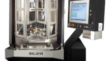 Booth N-7400: The new SVL-2115 multi-stage automated lapping machine from Sunnen laps and air gages bores in one setup, freeing operator time and increasing part consistency.