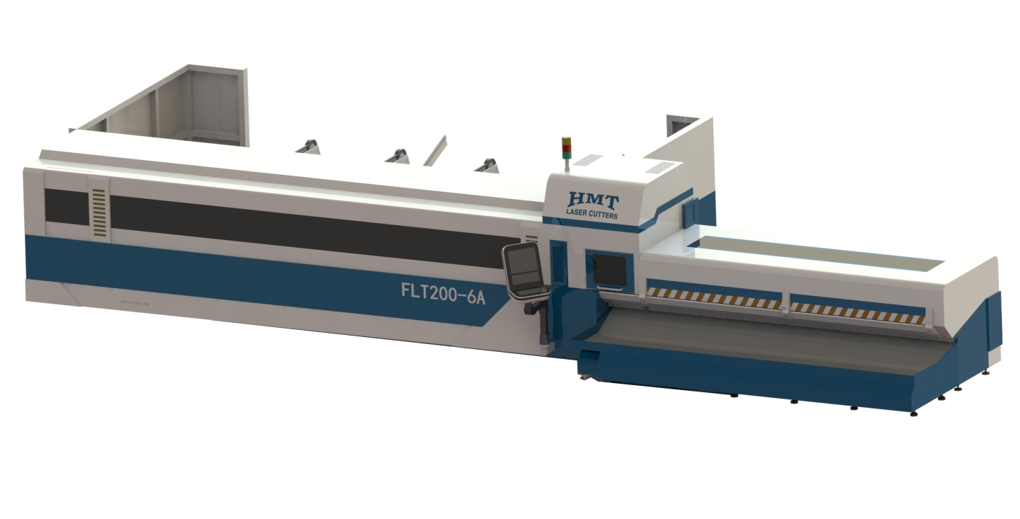 Cost Effective Fiber Laser Cutting of Tubes
