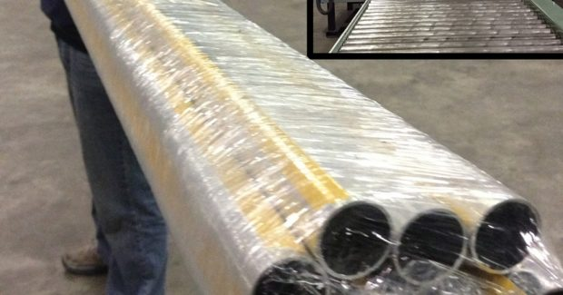 Orbital Wrapping Machines Wrap Pipes In Unlimited