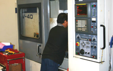 Machine tool technology plays a major part in Sevaan's ability to win back work from Asia. Being positioned and equipped to handle any volume of work -- whether a one-off or a large production run of thousands of components -- also makes a telling difference in a market where speed of delivery is all but everything now.