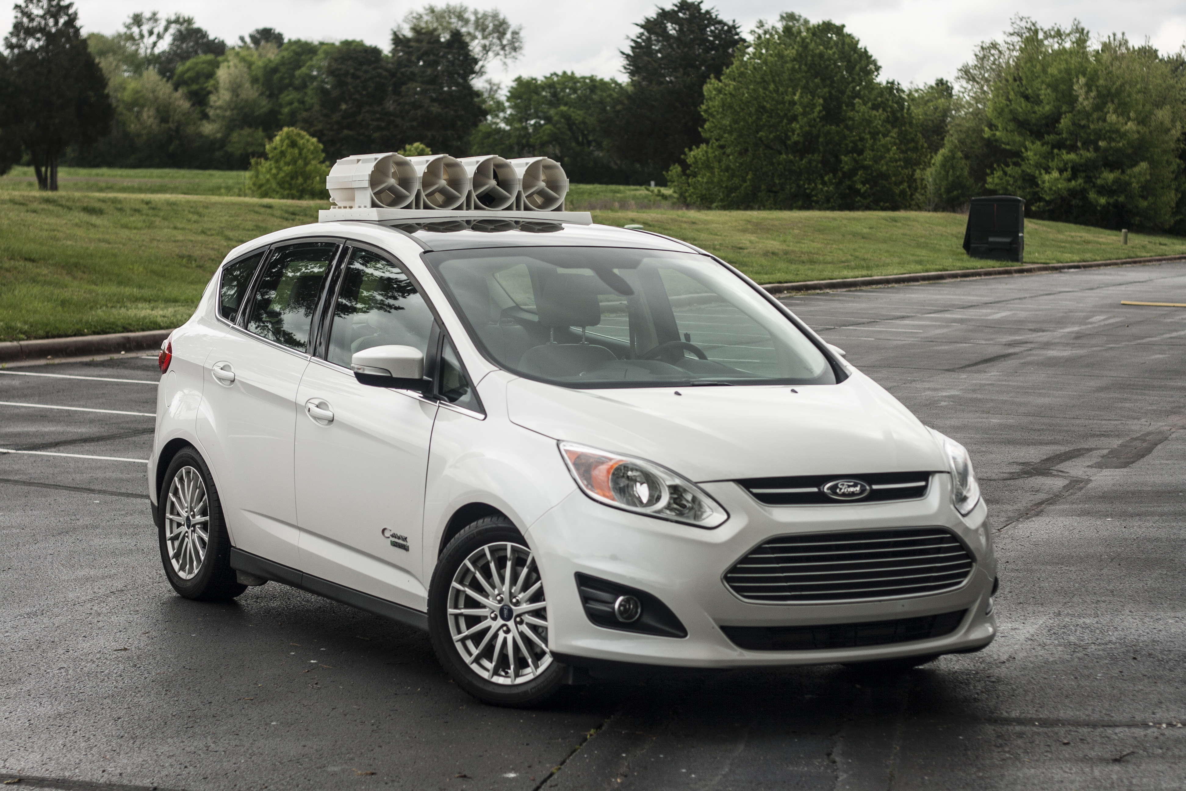 Ford Turbine Powered Car