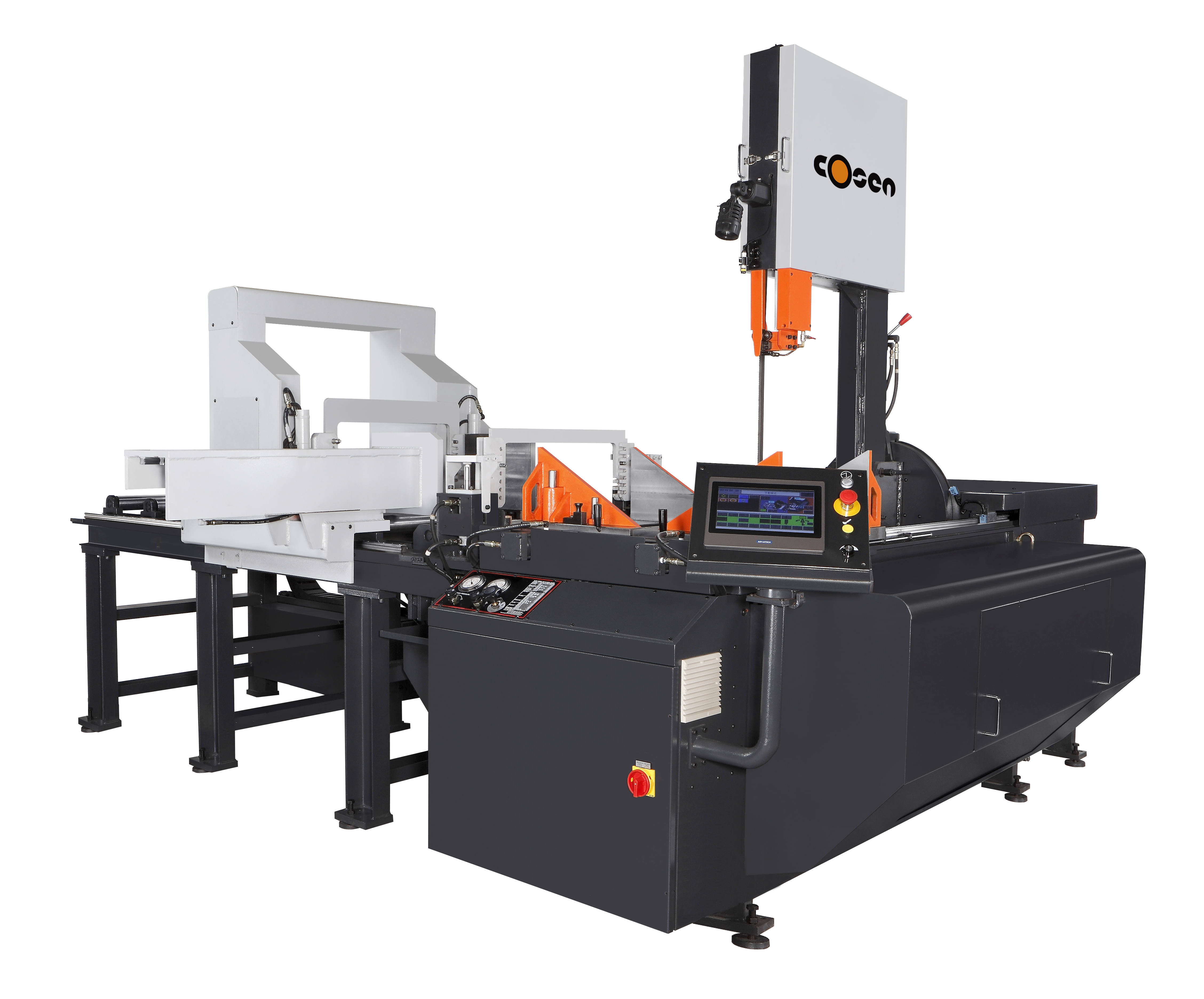 Advanced Band Saw Technology for Complex Cutting