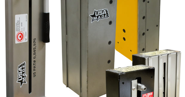 Magnetic Sheet Separation Fanners For Stamping And
