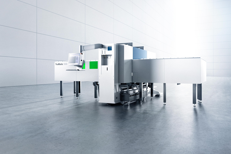 trumpf laser machine jobs