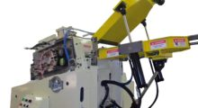 Booth C-16020: Capable of processing a wider range of materials including Advanced High Strength Steels, the new design features of the 350 Series Power Straighteners from COE Press Equipment can handle coil widths from 1.0 in to 54 in, thicknesses from .010 in to .310 in, and coil weights up to 30,000 lb.