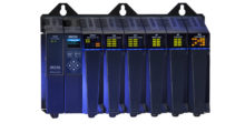 Booth C-18108: The RMC200 closed-loop electro-hydraulic motion controller from Delta Computer Systems serves applications requiring flexibility and precise control up to 32 axes. A single RMC200 controller can manage the motion of a complete forest products or metals processing production line or a complex testing application involving a large number of sensor inputs.